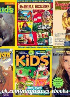 National Geographic Little Kids – September-October 2017