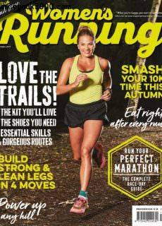 Men's Running UK – October 2017
