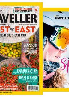 National Geographic Traveller UK – Winter Sports 2017