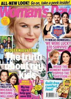 Woman's Day Australia — July 24, 2017
