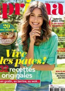 Prima France — Octobre 2017