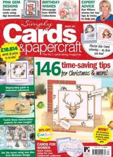 Simply Cards & Papercraft — Issue 167 2017