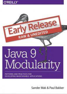 Java 9 Modularity Patterns and Practices for Developing Maintainable Applications