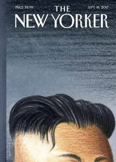 The New Yorker – September 18, 2017