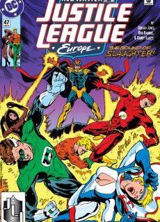 Justice League Europe, 1992-12-00 (#47)