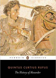 "Biographies Quintus Curtius Rufus, ""The History of Alexander (Penguin Classics)"""
