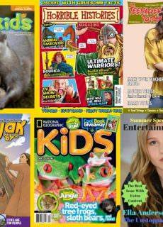 National Geographic Little Kids SeptemberOctober 2017