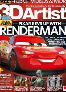 3D Artist – Issue 111 2017