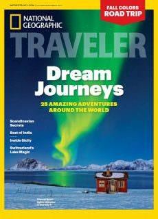 National Geographic Traveler USA – October-November 2017