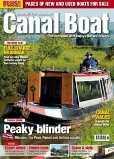 Canal Boat — November 2017