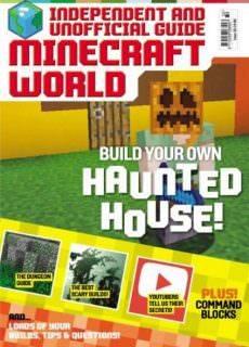 Minecraft World Magazine — Issue 32 2017