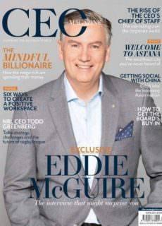 The CEO Magazine Australia — November 2017
