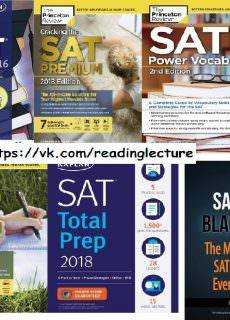Practice Tests for the SAT 2015-2016 (9th Edition)