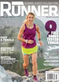 Trail Runner — October 2017