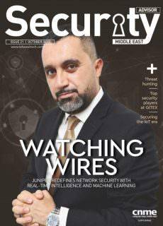 Security Advisor Middle East — October 2017