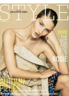 The Sunday Times Style – 15 October 2017