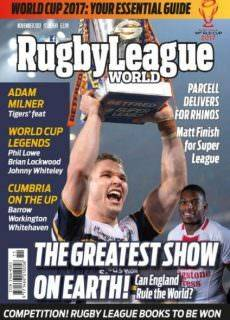 Rugby League World — November 2017