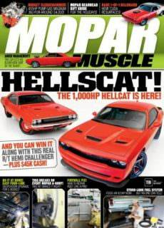 Mopar Muscle — January 2018