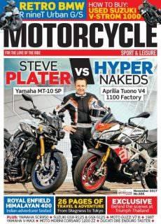 Motorcycle Sport & Leisure — December 2017