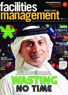 Facilities Management Middle East – October 2017