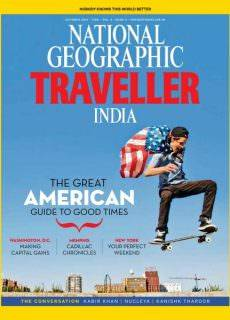 National Geographic Traveller India – October 2017