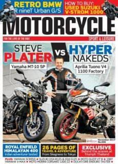 Motorcycle Sport & Leisure — November 2017