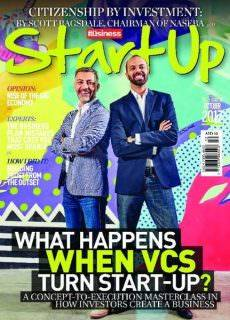 Arabian Business StartUp – October 2017
