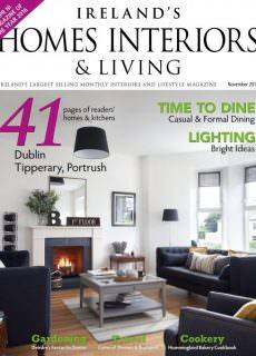 Ireland's Homes Interiors & Living — December 2017