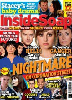 Inside Soap UK — 14 October 2017
