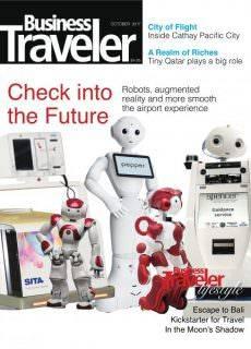 Business Traveler USA — November 2017
