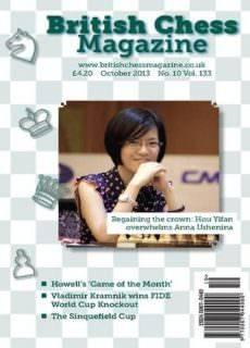 British Chess Magazine • October 2013