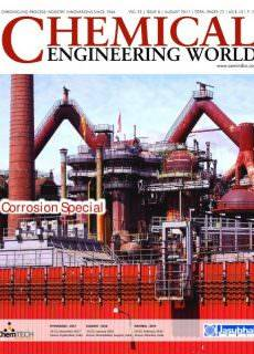 Chemical Engineering World — August 2017