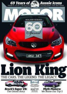 Motor Australia — November 2017