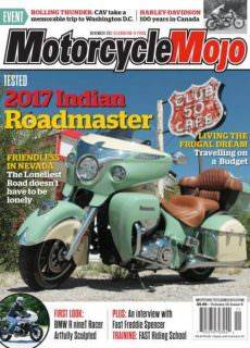 Motorcycle Mojo — November 2017