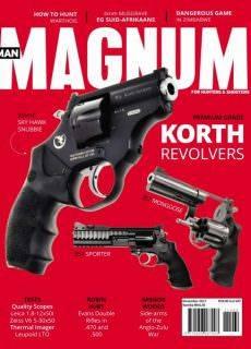 Man Magnum — November 2017
