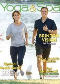 Yoga & Spa Magazine — July-August 2017