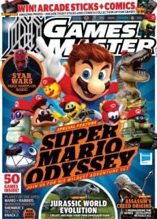 Gamesmaster — November 2017
