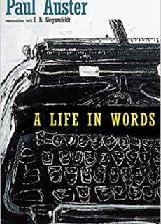 A Life in Words In Conversation with I. B. Siegumfeldt