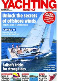 Yachting Monthly — November 2017