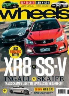 Wheels Australia — August 2016