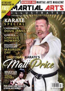 Martial Arts Illustrated – November 2017