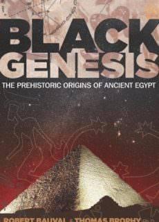Black Genesis-The Prehistoric Origins of Ancient Egypt