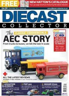 Diecast Collector — December 2017