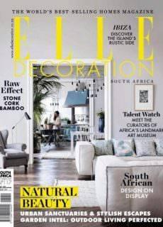 Elle Decoration South Africa — October 2017