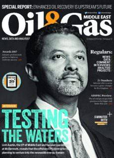 Oil & Gas Middle East – October 2017