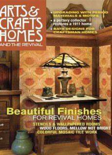 Arts & Crafts Homes — September 2017