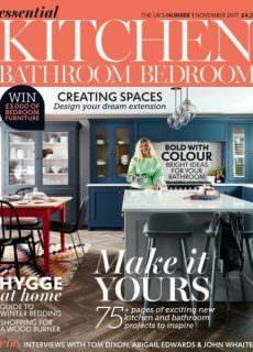 Essential Kitchen Bathroom Bedroom — November 2017