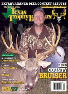The Journal of the Texas Trophy Hunters — November-December 2017