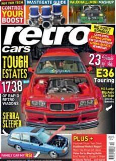 Retro Cars — December 2017