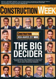 Construction Week India — September 2017
